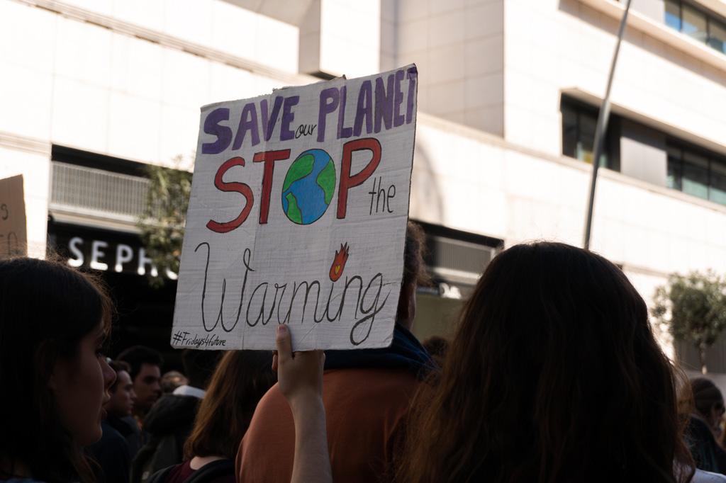 Ideas para frenar el cambio climático y sus consecuencias