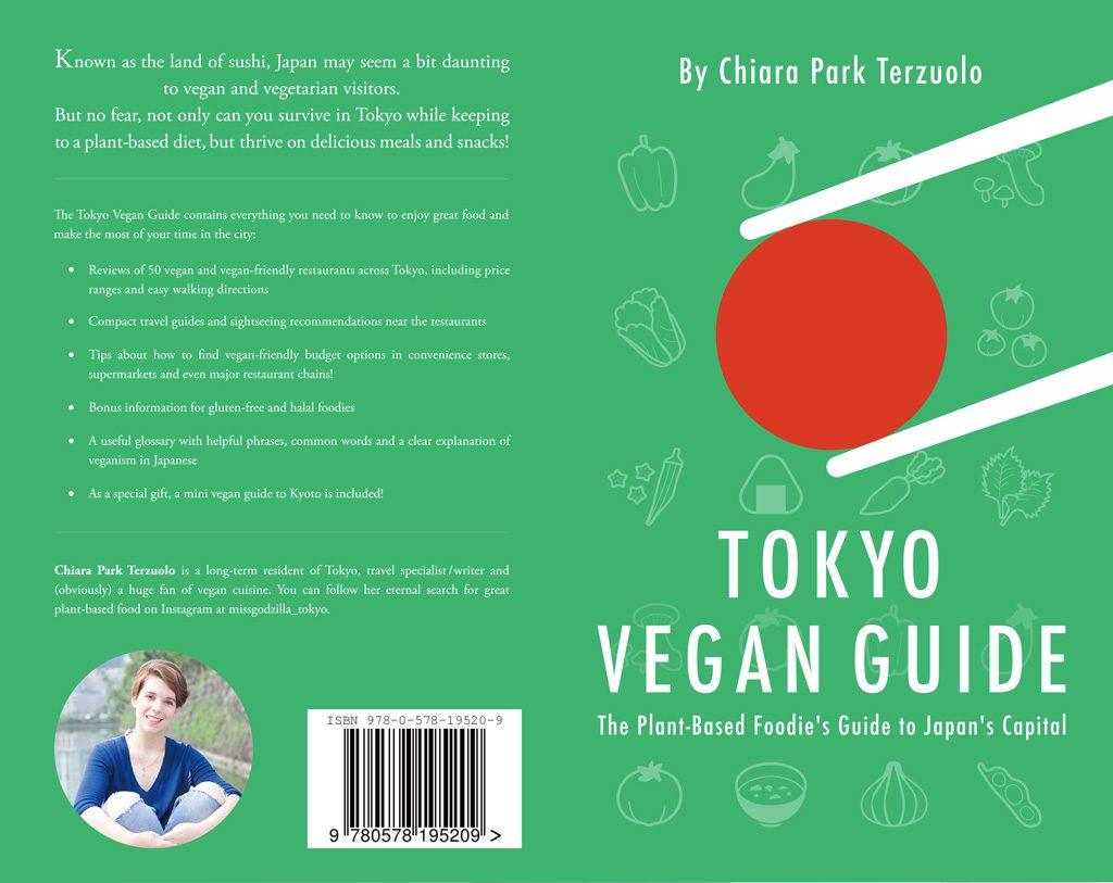 Tokyo vegan guide con ideas para comer vegano en Japón