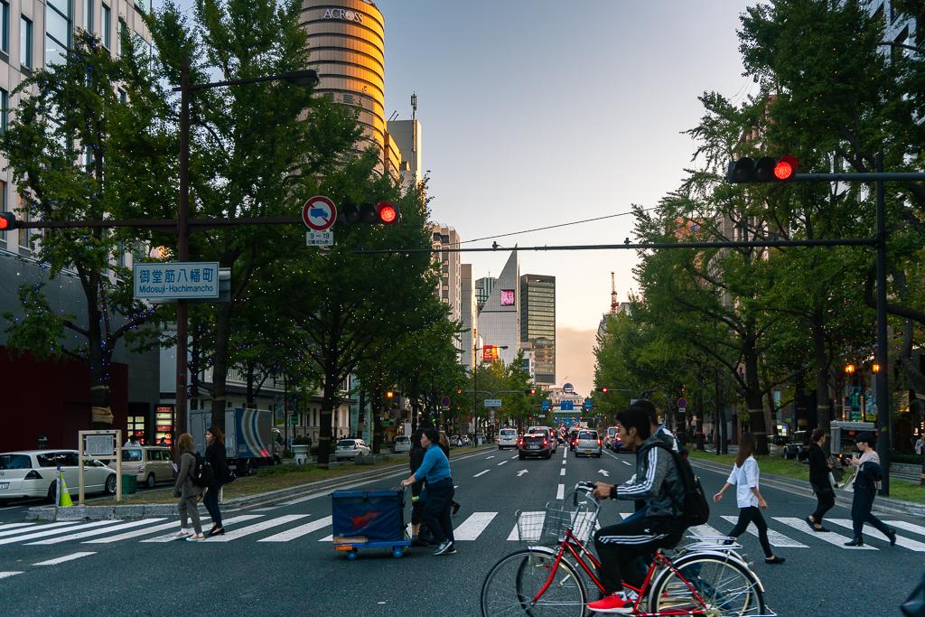 Opciones de comida vegana en Osaka