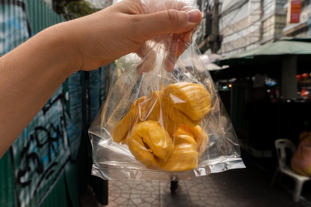 jackfruit en tailandia
