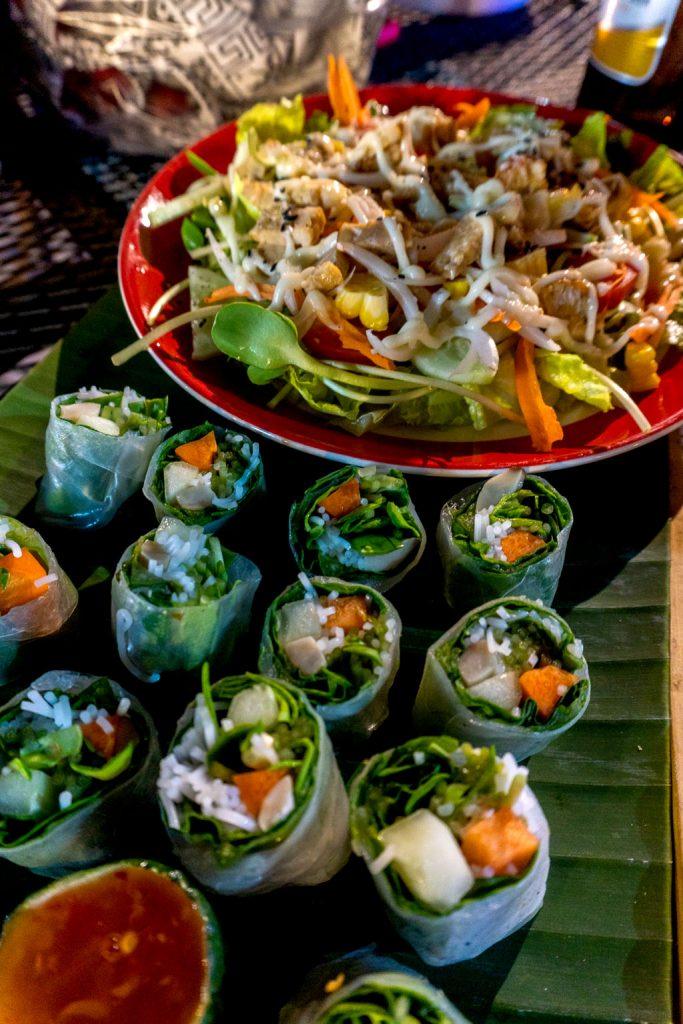 comida vegana tailandia en vegan secret
