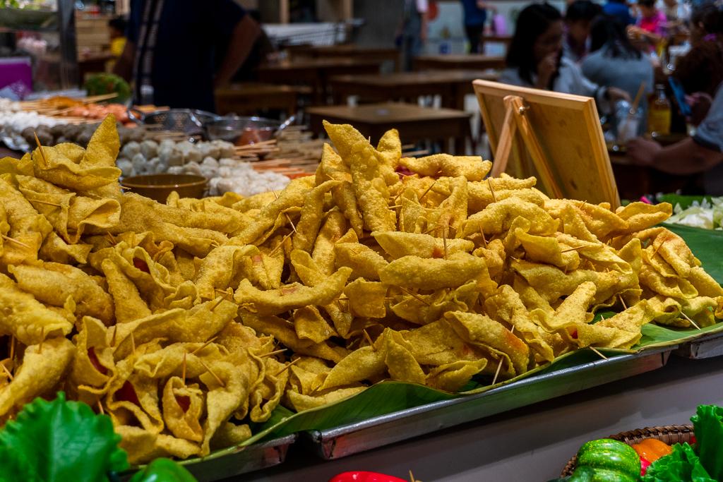 Mercados locales Tailandia